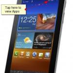 Samsung Galaxy Home Screen