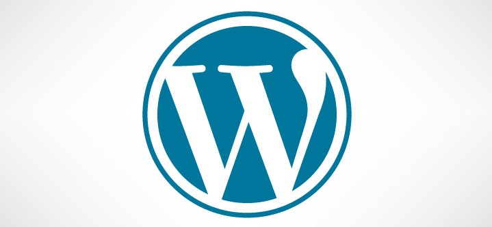 How to use your blog account with Centennial Arts - WordPress logo