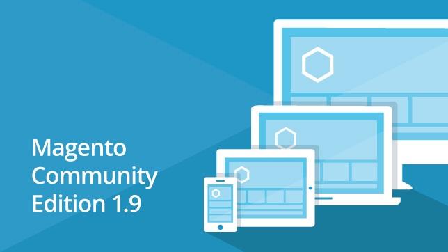 Magento Community Edition 1.9.0