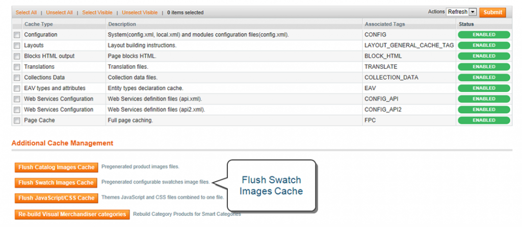How to Setup Swatches in Magento