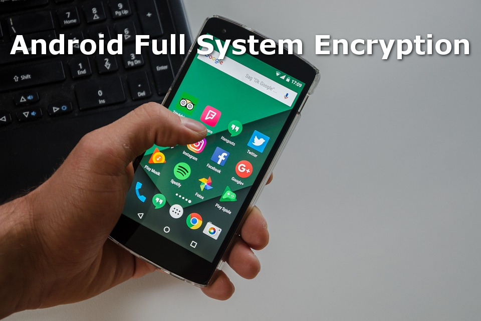 Android Full System Encryption