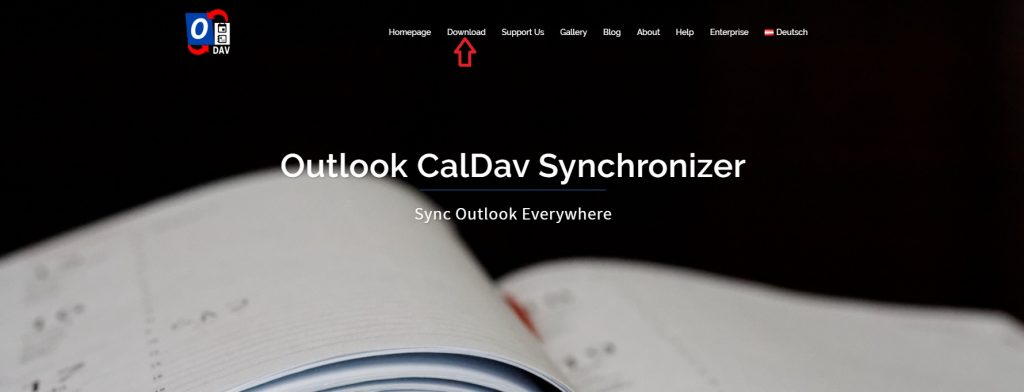 How to Add Calendars to CA Email Accounts in Outlook - Outlook CalDav Synchronizer